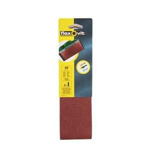 Flexovit PTA Sanding Belt - 75 x 533mm - 80 Grit