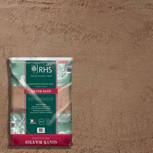 RHS Horticultural Silver Sand - Large - 20kg