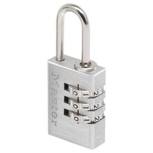 Master Lock Combination Padlock - 20mm