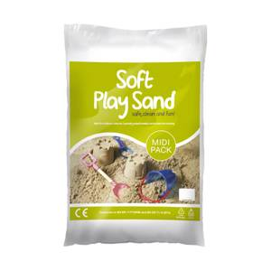 Soft Play Sand - Midi Pack - 10kg