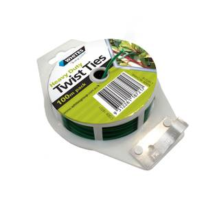 Whites Twist Tie Reel - Green / 100m