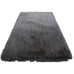 Sissi Shaggy Charcoal Rug 230x160cm