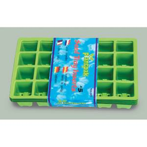 24 Cell Seed Tray Insert (Pack of 4)