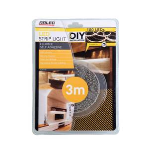 Arlec 3m Warm White LED Strip Light