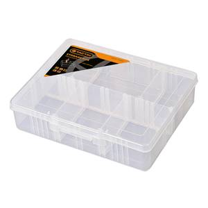 Tactix 6 Compartment Storage Box