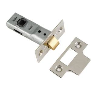 Yale Tubular Latch 64mm / 2.5 inches - Chrome