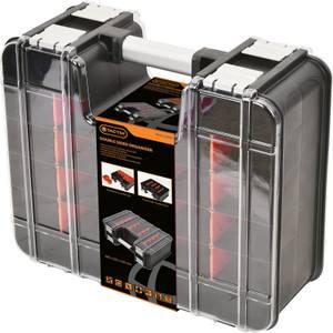 Tactix Double-Sided Heavy Duty Storage Case