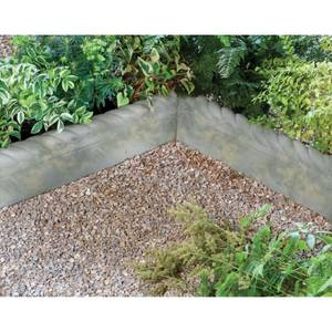 Stylish Stone Full Rope Top Edging 575mm - Antique (Full Pack)