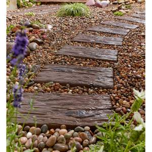 Stylish Stone Logstone Sleeper Paving - 450 x 225mm (Full Pack)