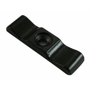 Button Turn Black 40mm - 1 Pack