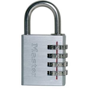 Master Lock Aluminium Combination Padlock - 40mm