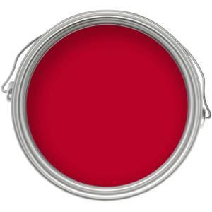 Sandtex Rapid Dry Gloss Paint - Cranberry Swirl - 750ml