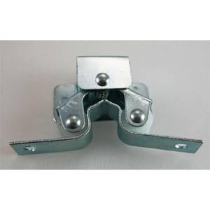Gripper Catch - Zinc - 15mm - 10 Pack