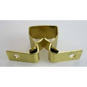 Gripper Catch - Brass - 10mm - 10 Pack