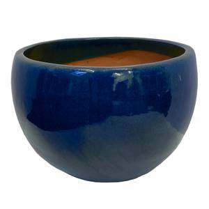 Chiswick Moon Blue Pot - 25cm