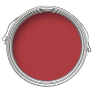 Sandtex Exterior 10 Year Gloss Paint - Pillar Box Red - 2.5L