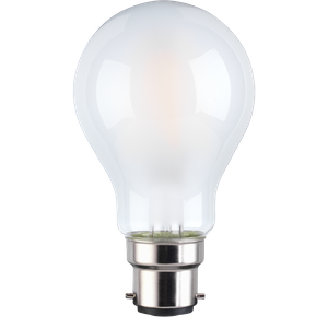 TCP LED Filament Frosted Classic 7W BC Dimmable Light Bulb