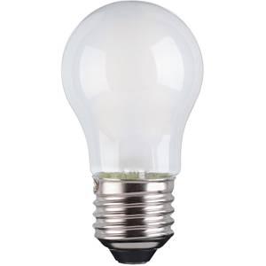 TCP LED Filament Frosted Mini Globe 4W E27 Light Bulb