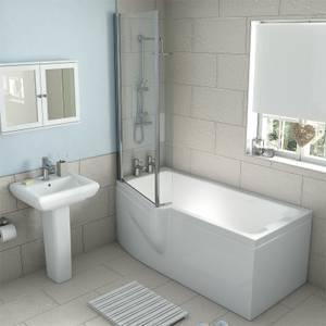 Anais Grey Wall & Floor Tile - 6 Pack