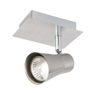 Verve Design Brushed Stainless Steel Swansea 1 x 35W Spotlight