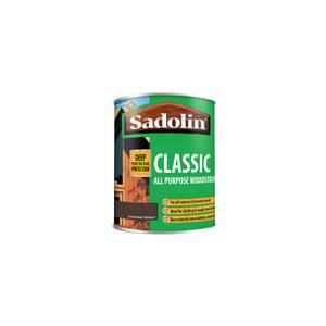 Sadolin Classic Jacobean Walnut Woodstain - 750ml