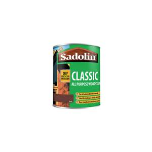 Sadolin Classic Teak Woodstain - 750ml