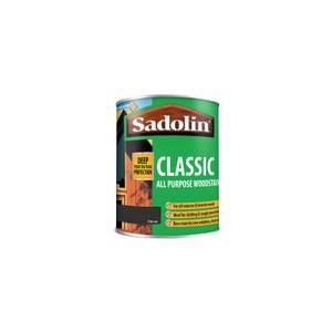 Sadolin Classic Ebony Woodstain - 750ml