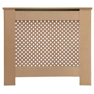 Oxford Radiator Cabinet Raw FSC - Small