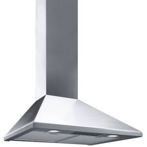 Smeg KSED65XE Chimney Cooker Hood - 60cm - Stainless Steel