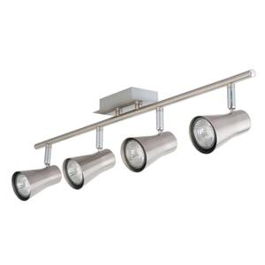 Verve Design Brushed Stainless Steel Swansea 4 x 35W Spotlight