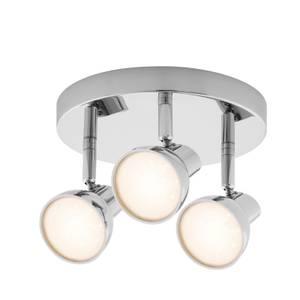 Verve Design Chrome Apollo 3 x 5W Round Plate LED Spotlight