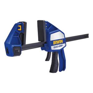 Irwin Quick-Grip Heavy Duty One-Handed Bar Clamp/Spreader - 300mm