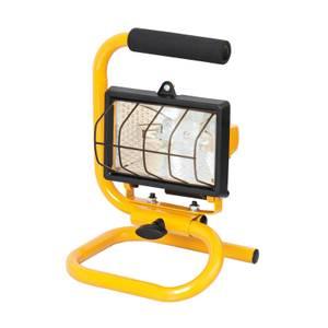 120W Portable Halogen Worklight