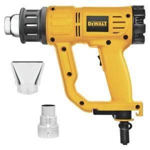 DEWALT Dual Heat Setting 1800W Corded Heat Gun (D26411-GB)