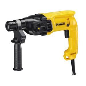 DEWALT 22mm 710W Corded SDS Plus Hammer Drill with Case (D25033K-GB)