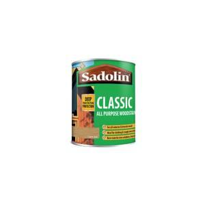 Sadolin Classic Light Oak Woodstain - 750ml