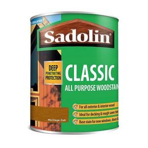 Sadolin Classic Heritage Oak - 750ml