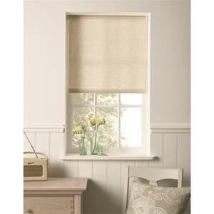 Linen Look Roller Blind - 180cm