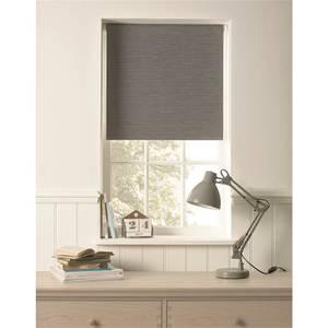 Texture Charcoal Stripe - 180cm