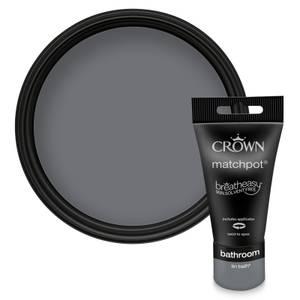 Crown Breatheasy Bathroom -  Tin Bath -  Mid Sheen Paint -  40ml
