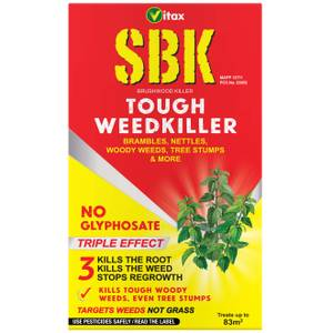 SBK Tough Weed Killer Concentrate 250ml