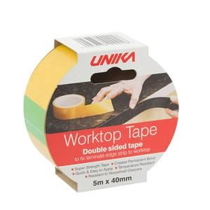 Unika Worktop Edging Tape - 5m