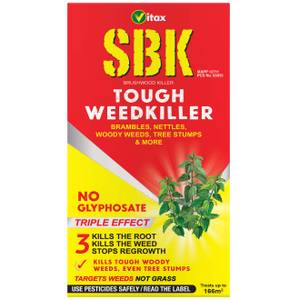 SBK Tough Weed Killer Concentrate 500ml