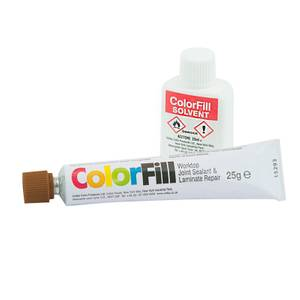 Unika Colorfill And Solvent Natural Oak - 25g
