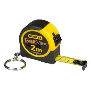 Stanley Fatmax 2m Keychain Tape