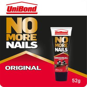 UniBond No More Nails Original Mini Tube 52g