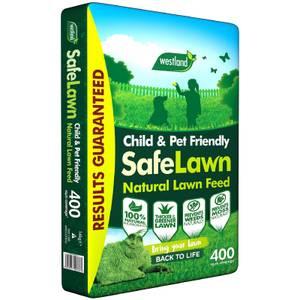 Westland Safe Lawn Natural Lawn Feed - 400m2