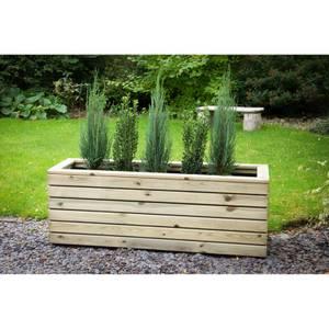 Forest Garden Wooden Linear Long Planter
