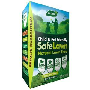 Westland Safe Lawn Natural Lawn Feed - 150m2