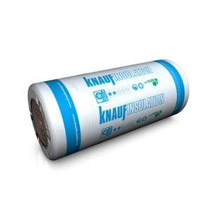 Knauf Earthwool Loft Roll - 100mm